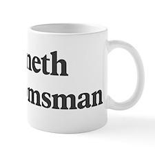 Kenneth the groomsman Mug