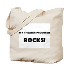 MY Theater Producer ROCKS! Tote Bag