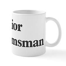 Junior the groomsman Mug
