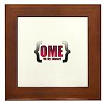 OME Framed Tile