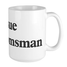 Josue the groomsman Mug