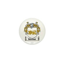 Devine Coat of Arms Mini Button (10 pack)
