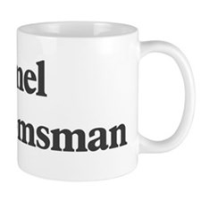 Jamel the groomsman Mug