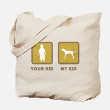American English Coonhound Tote Bag
