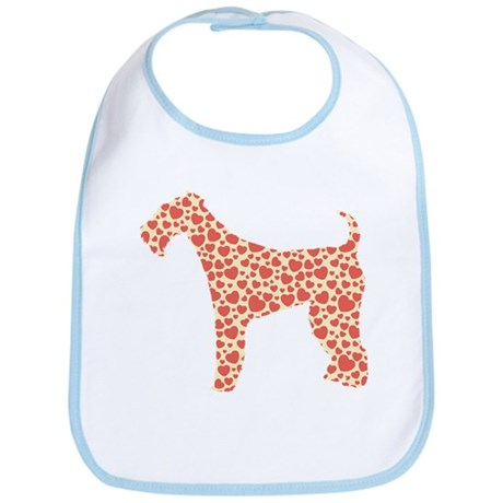 Airedale Terrier Bib