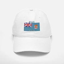Fiji Fijian Flag Baseball Baseball Cap