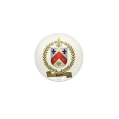 PINARD Family Crest Mini Button (100 pack)