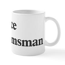 Jace the groomsman Mug