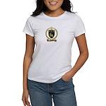 POIRIER Family Crest Women's T-Shirt
