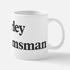 Harley the groomsman Mug