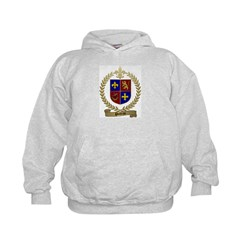 POITRAS Family Crest Hoodie