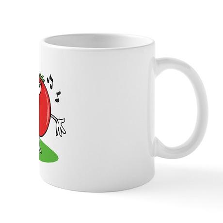 Singing Tomatoes Mug