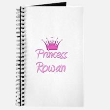 Princess Rowan Journal