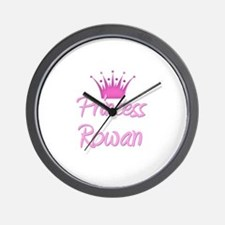 Princess Rowan Wall Clock