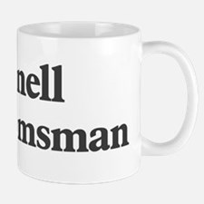 Cornell the groomsman Mug