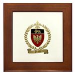 PRINCE Family Crest Framed Tile