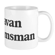 Donavan the groomsman Mug