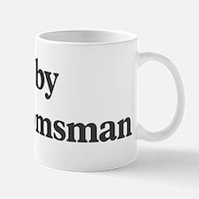 Coby the groomsman Small Small Mug