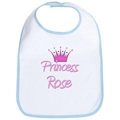 Princess Rose Bib