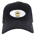 PRONOVOST Family Crest Black Cap