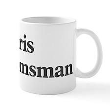 Chris the groomsman Mug