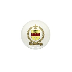 PRONOVOST Family Crest Mini Button (10 pack)