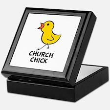 Chick Keepsake Box