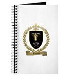 RACETTE Family Crest Journal