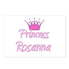 Princess Rosanna Postcards (Package of 8)