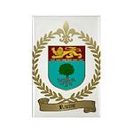 RACINE Family Crest Rectangle Magnet (10 pack)