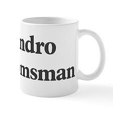 Alejandro the groomsman Mug