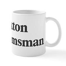 Braxton the groomsman Mug