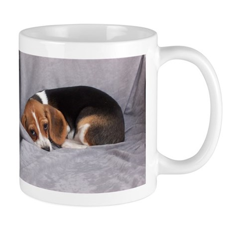 """Keep In Touch"" Beagle Mug"