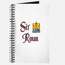 Sir Ronan Journal