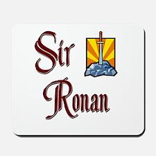 Sir Ronan Mousepad