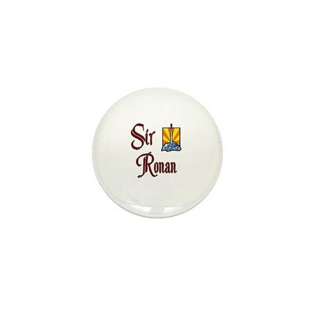 Sir Ronan Mini Button