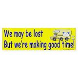 Funny rv Bumper Stickers