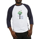 Social Workers Strong Baseball Jersey