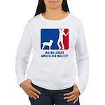 Ambullneo Mastiff Women's Long Sleeve T-Shirt