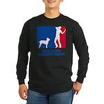 Ambullneo Mastiff Long Sleeve Dark T-Shirt