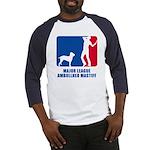 Ambullneo Mastiff Baseball Jersey