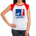 Ambullneo Mastiff Women's Cap Sleeve T-Shirt