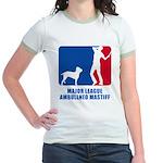 Ambullneo Mastiff Jr. Ringer T-Shirt