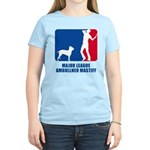 Ambullneo Mastiff Women's Light T-Shirt