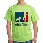 Ambullneo Mastiff Green T-Shirt