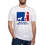 Ambullneo Mastiff Fitted T-Shirt