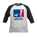 Ambullneo Mastiff Kids Baseball Jersey