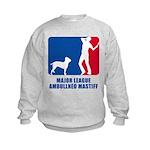Ambullneo Mastiff Kids Sweatshirt