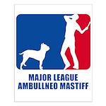 Ambullneo Mastiff Small Poster
