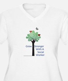 Social Workers Strong T-Shirt
